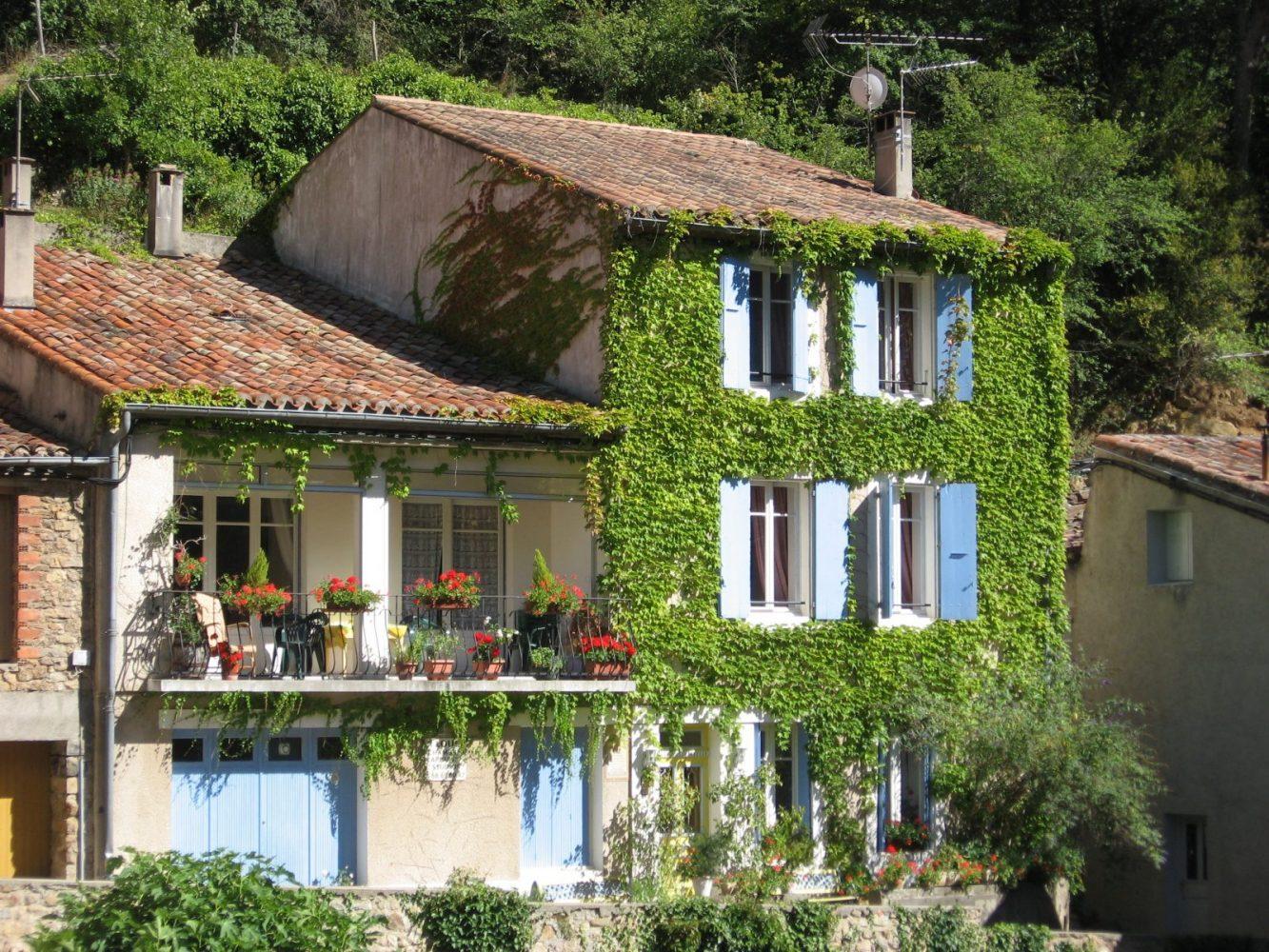 Rennes les Bains, Languedoc
