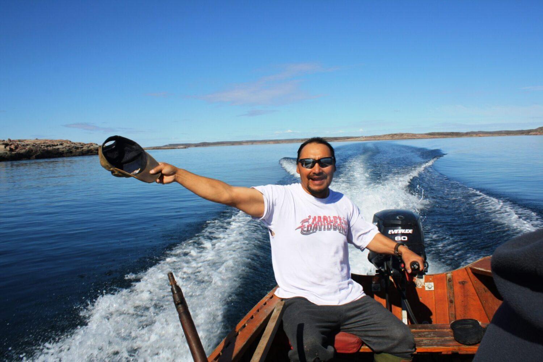 The Arctic Circle:  Thehttps://maxglobetrotter.com/the-arctic-circle/ Vibrant community of Naujaat, Nunavut
