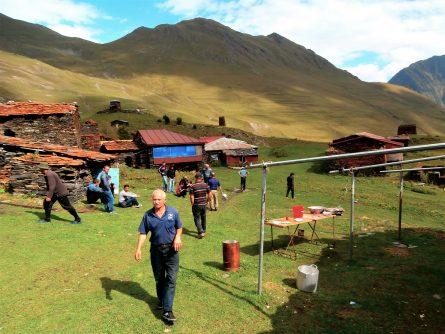 Caucasus, Tusheti