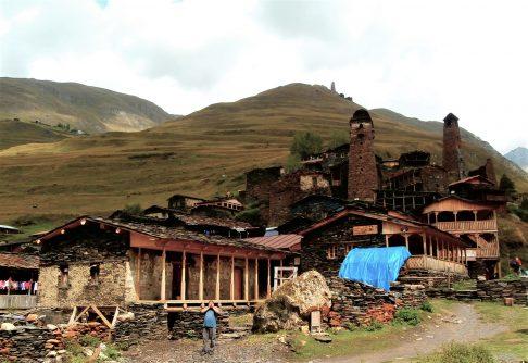 Tusheti, Caucasus