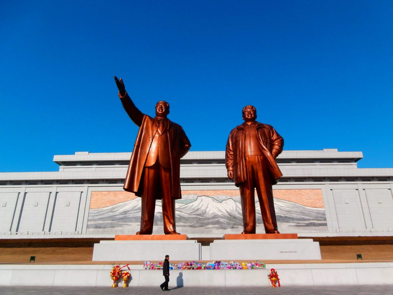 The Pendulum that is North Korea. The Extraordinary DPRK