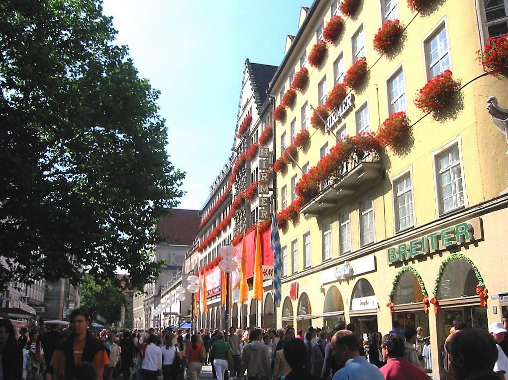 Munich, Gasthof Gumberger