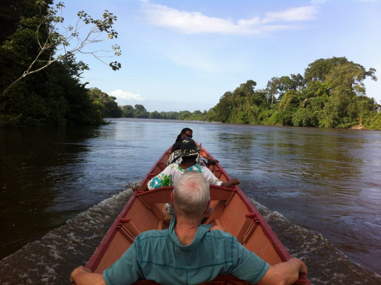 Suriname: The fantastic lodges of the Upper Suriname River