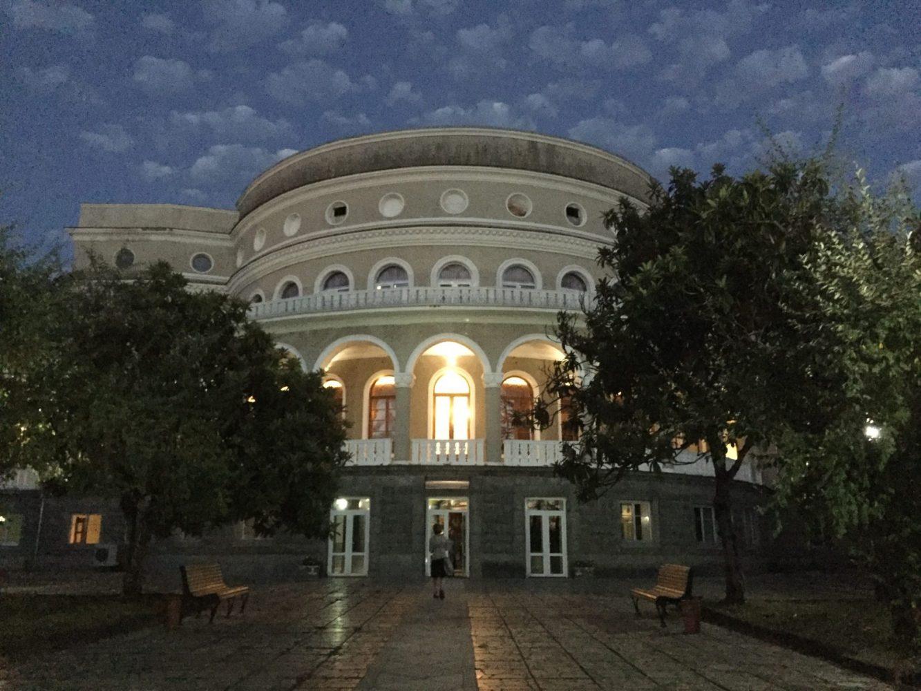 Tskaltubo, Soviet Legacy, Georgia