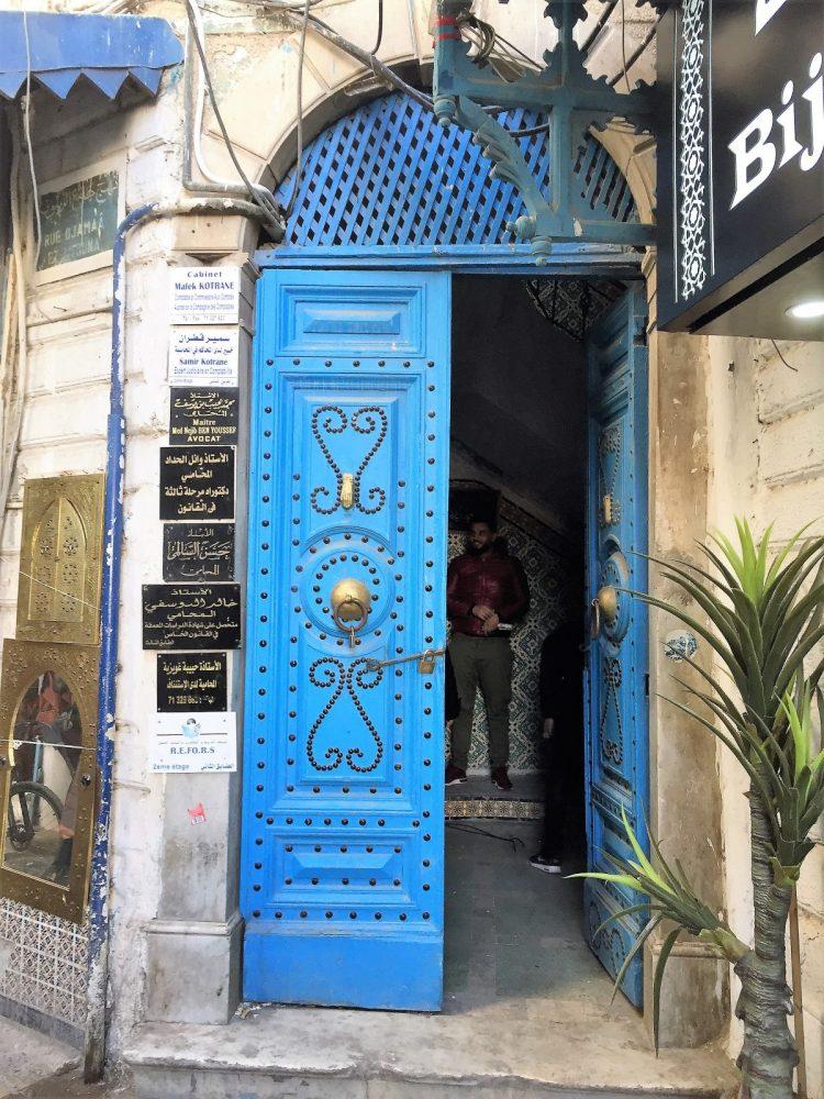 Tunis Western Sahara