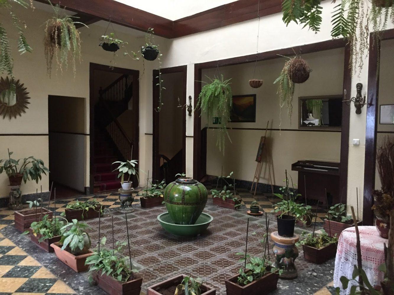 The Hotel Madrid; Las Palmas