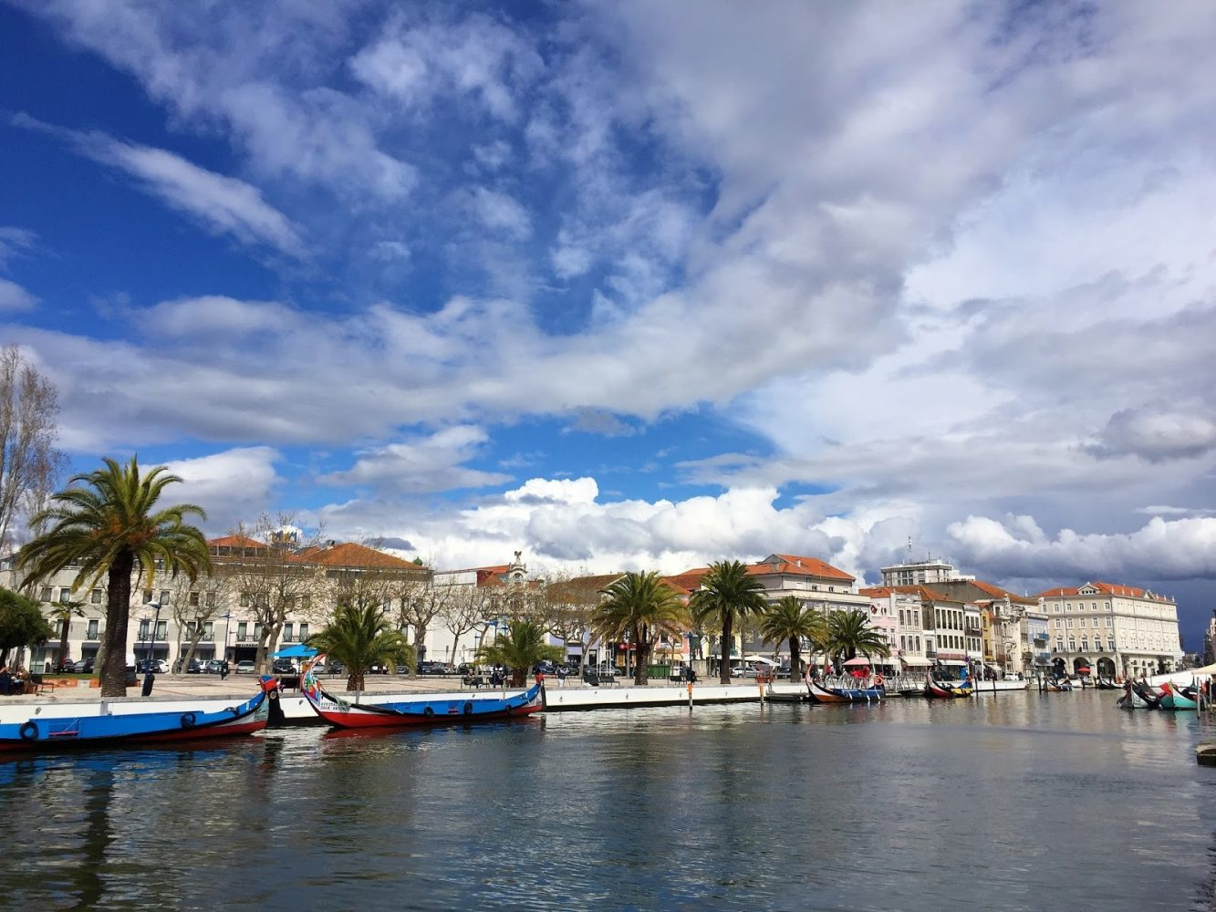 Aveiro, Portugal; off the beaten path, and very welcoming