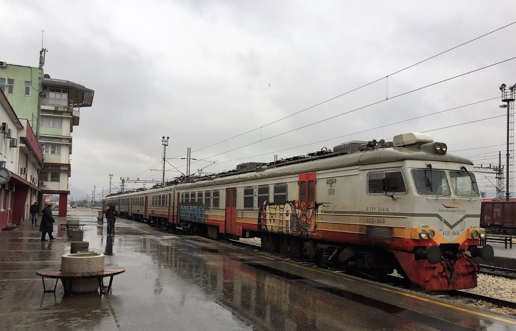 The wrong train to Belgrade