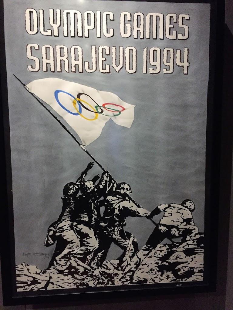 A poignant memory of the Sarajevo Olympics