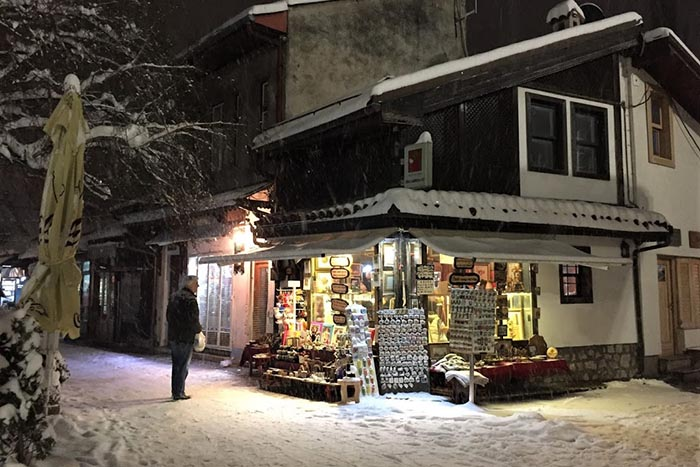 Visiting Sarajevo; Bosnia's delightful capital