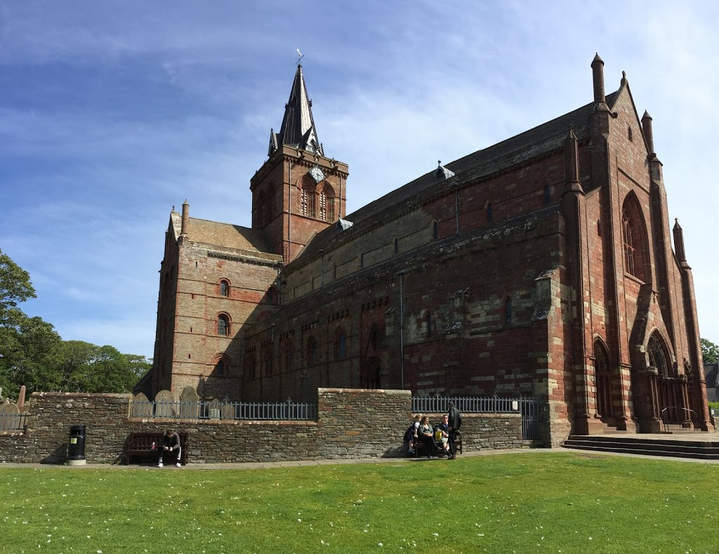 St. Magnus Cathedral, Kirkwall, Orkney