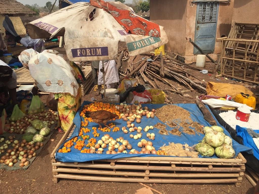 Guingan, Guinea, West Africa