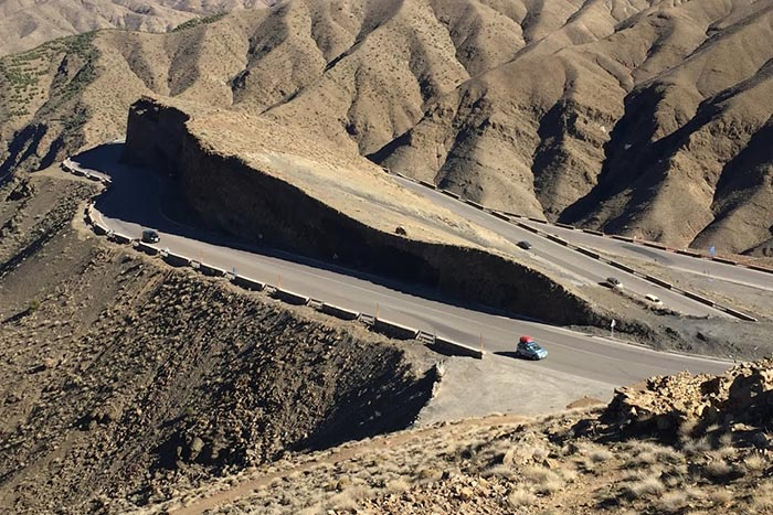 Driving through Morocco: a 2,800 km adventure