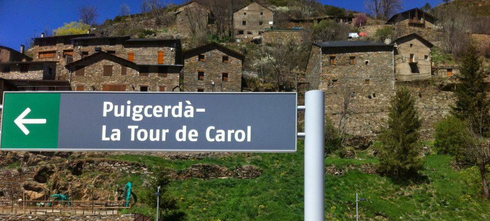 Barcelona, La Tour de Carol, Catalunya