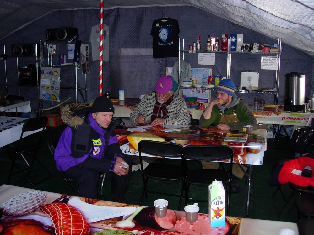 North Pole, Camp Barneo