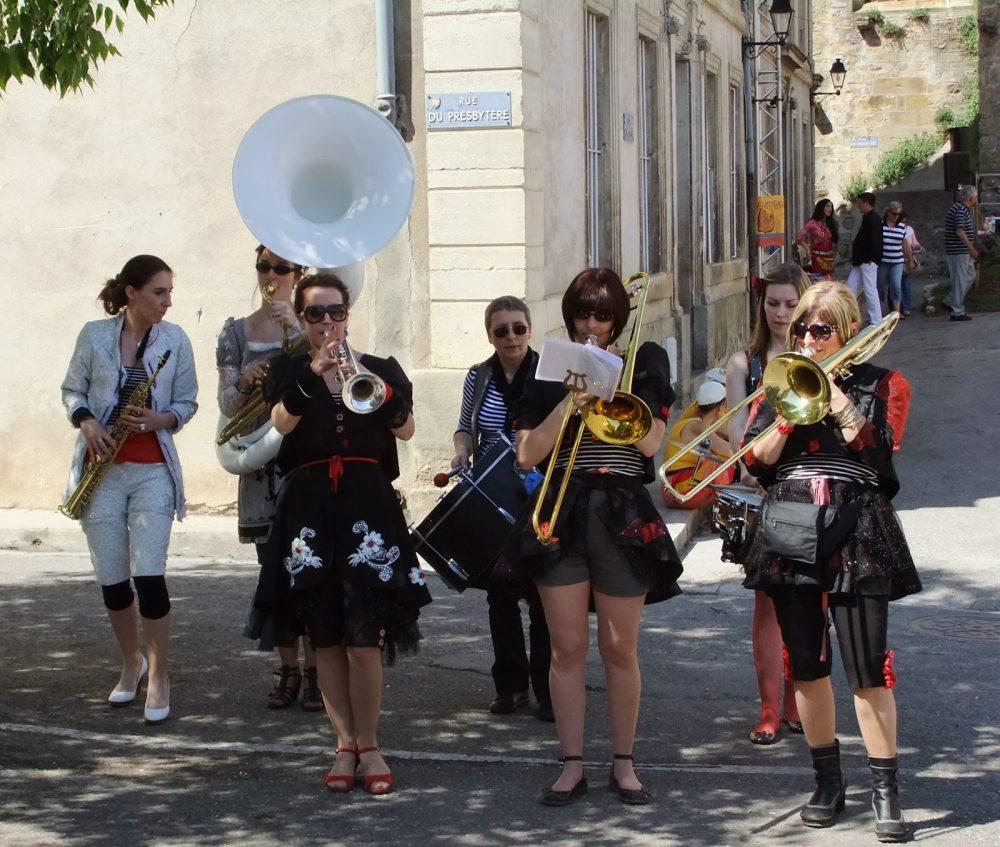 Toques et Clochers, Wine Festival