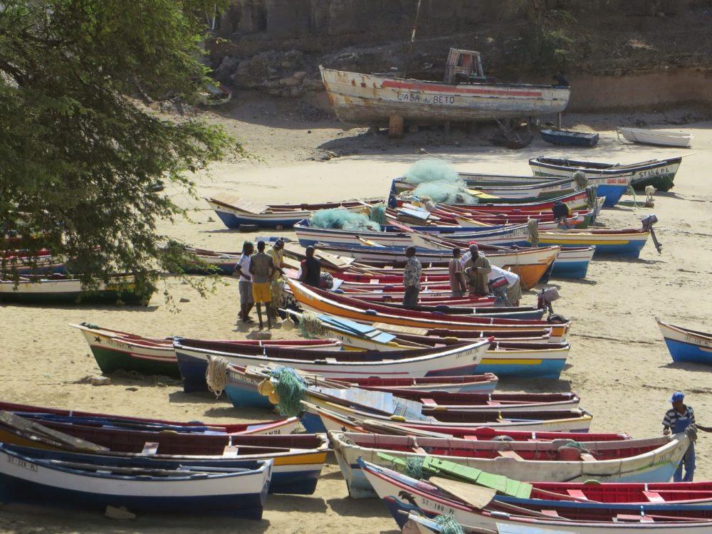 Santiago Cabo Verde, Tarrafal