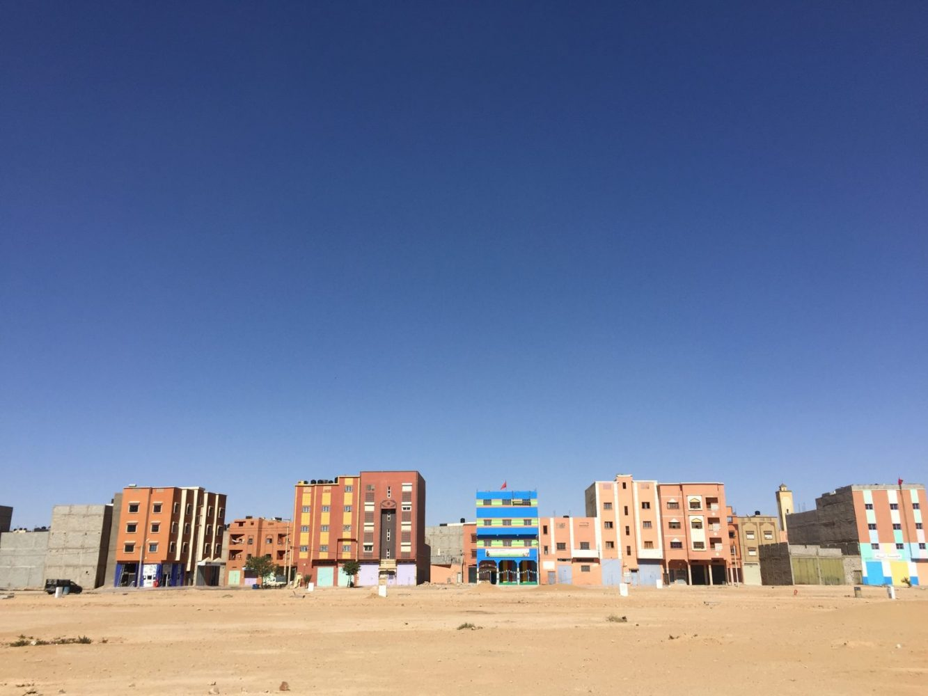 Tunis and Western Sahara – Two exciting North African destinations
