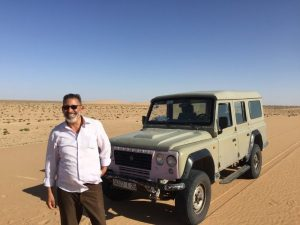 Western Sahara: Travelling in a very unusual country