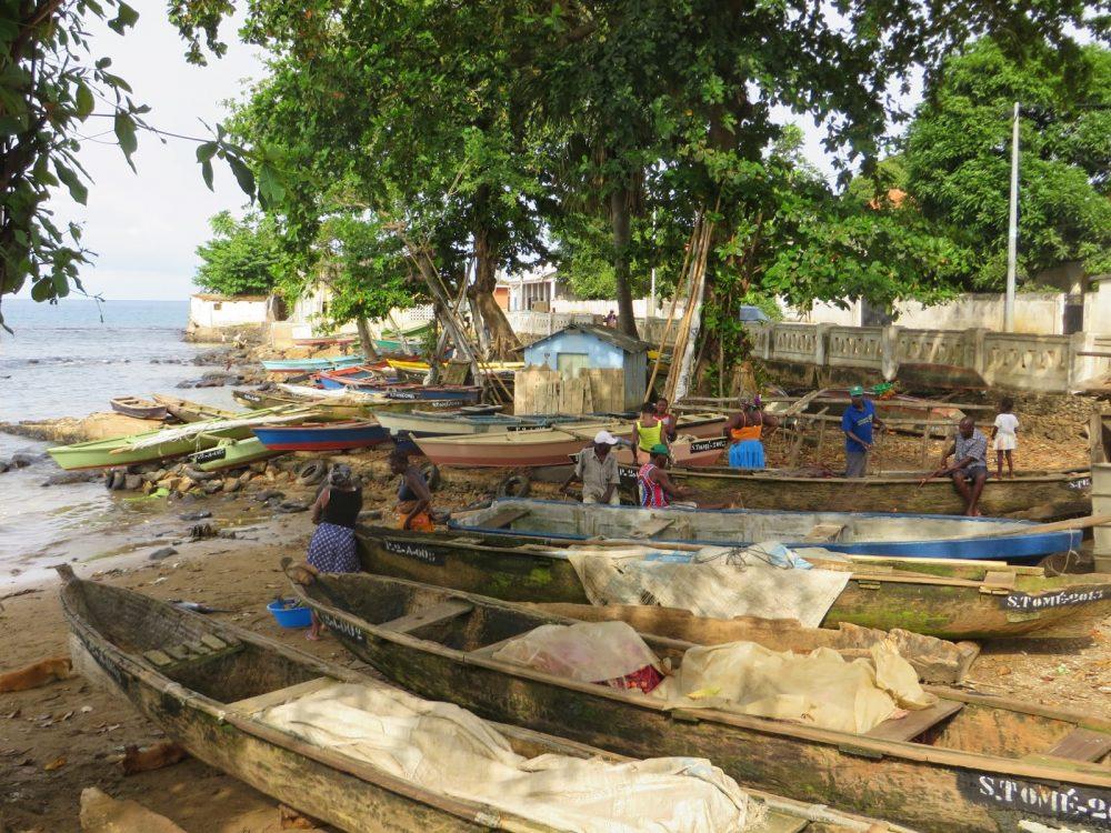 Pantufo, Sao Tome