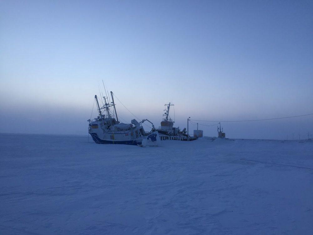 Arctic Canada, Ice