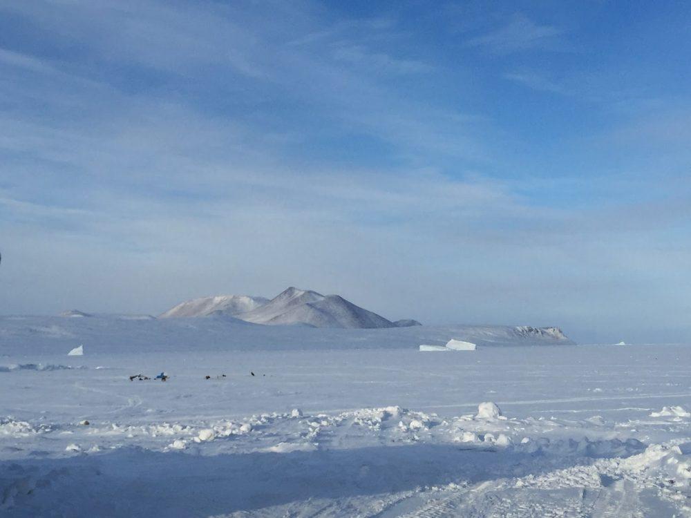 Arctic Canada, Qikiqtarjuaq, Iceberg