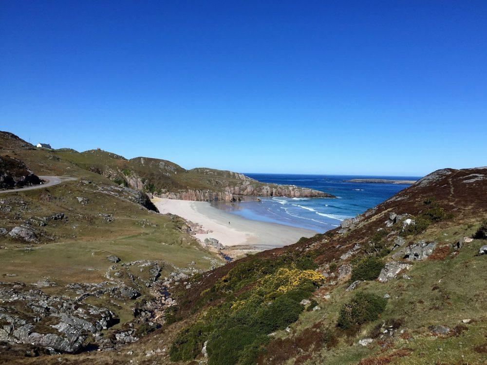 Durness Coastline