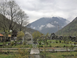 Georgia, Pankisi Chechnya