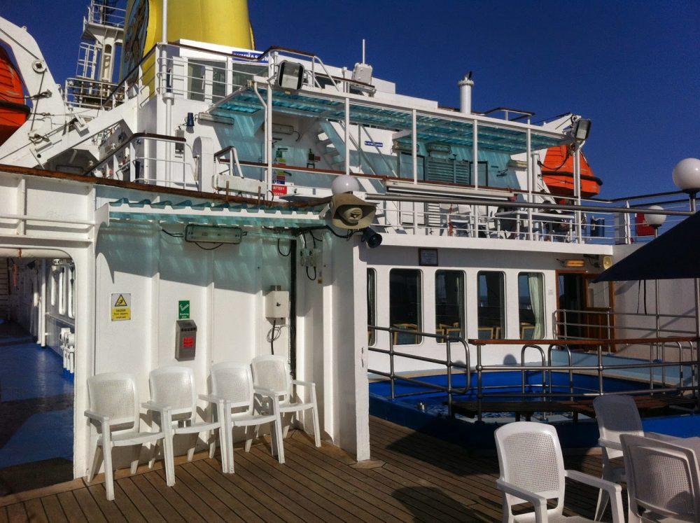 RMS St Helena