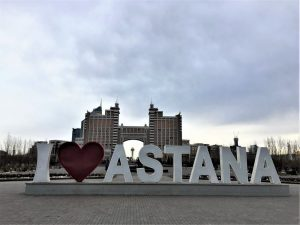 Visiting Astana, Kazakhstan's Extraordinary Capital City