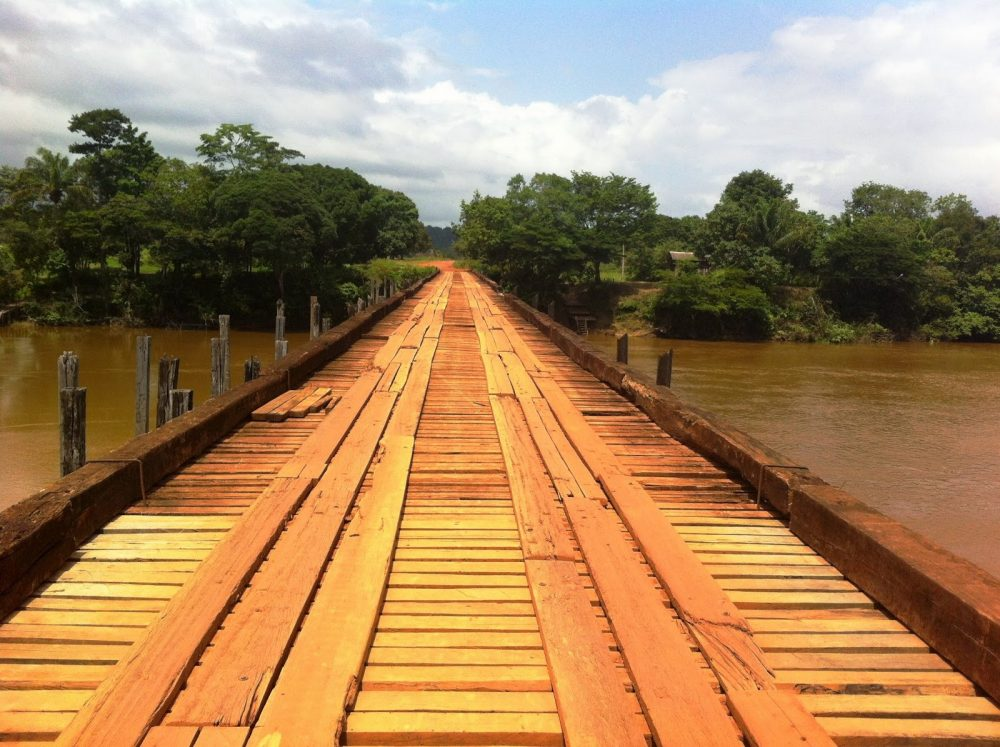 Oiapoque, Macapa, Amapa, Brazil