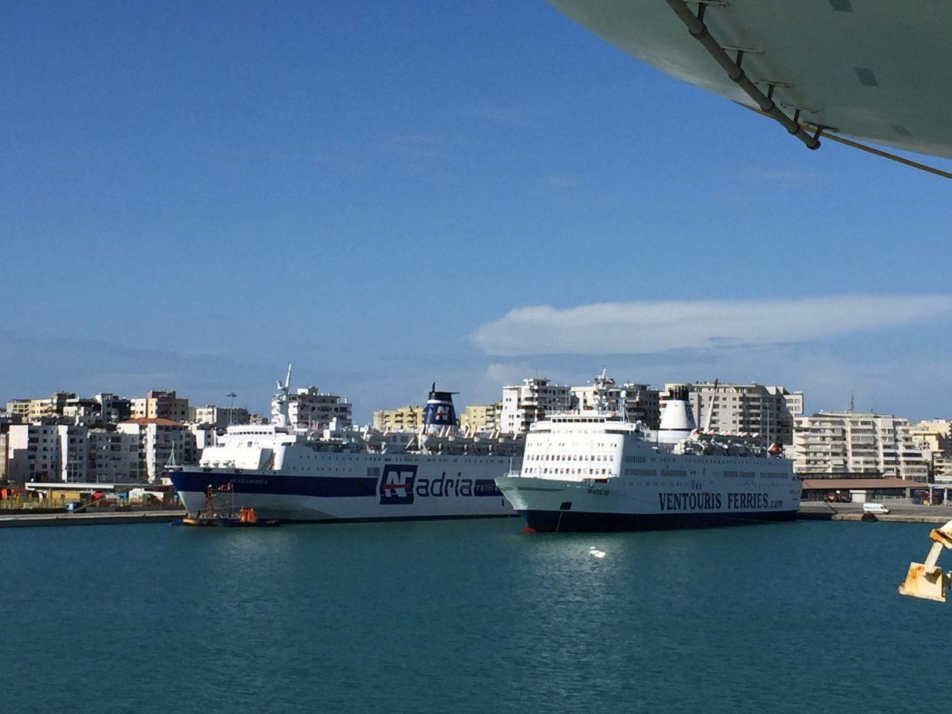 European Ferries; The Great Grimaldi Line