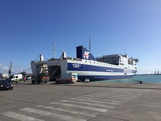 Mediterranean Ferry