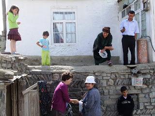 Xinaliq, Azerbaijan