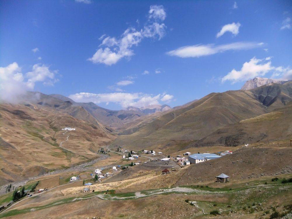Qinaliq, Azerbaijan