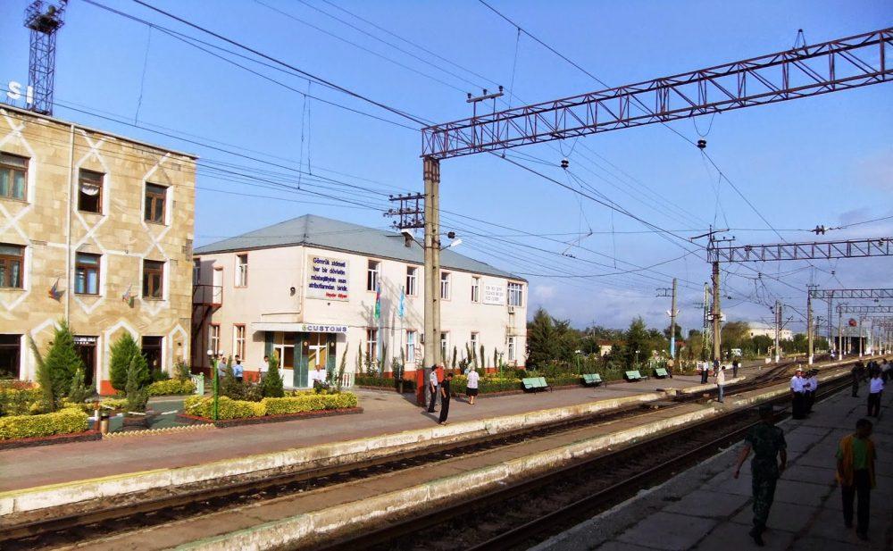 Baku to Tbilisi Train, Tbilisi to Baku