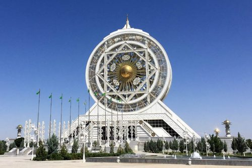 Turkmenistan: 5 extraordinary days in Ashgabat, Merv and the Karakum
