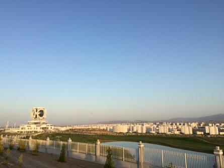 Turkmenistan, Merv, Ashgabat