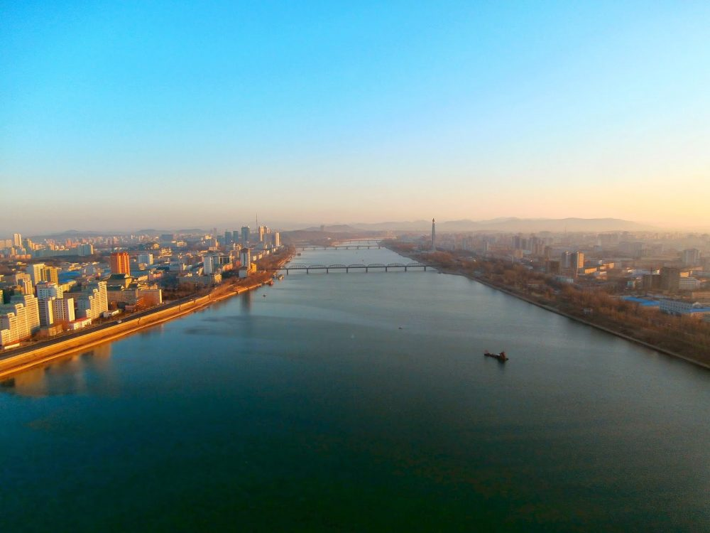 Pyongyang; the capital of North Korea is a fascinating city