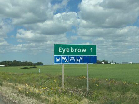 Saskatchewan Road Trip