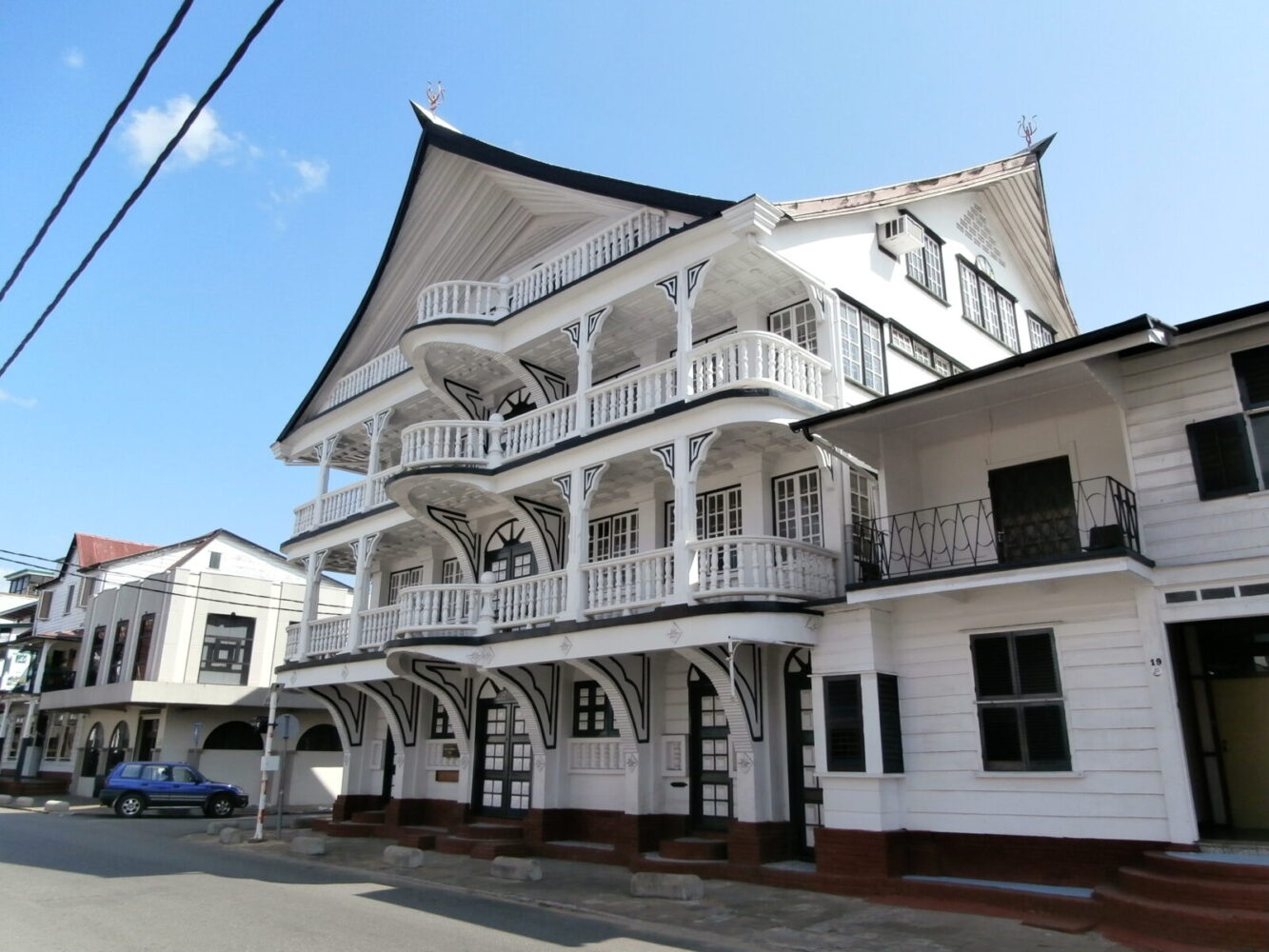 Paramaribo, the wonderful capital of Suriname